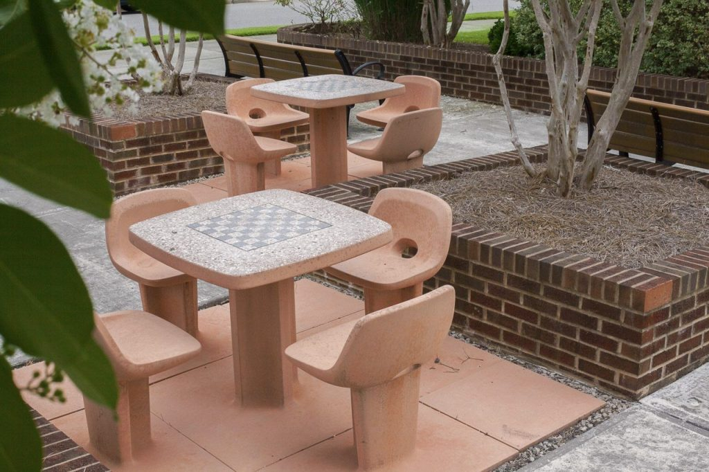 Outdoor Amenity Design