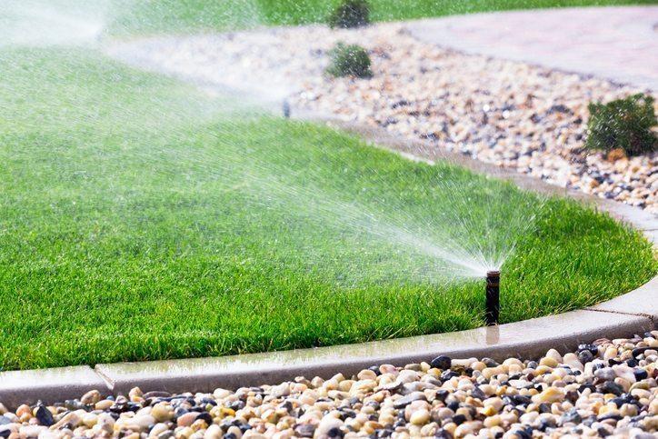 Sprinkler System - Cool Season Grass