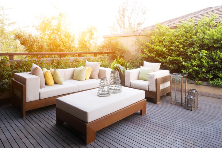 Outdoor Patio - Landscape Design